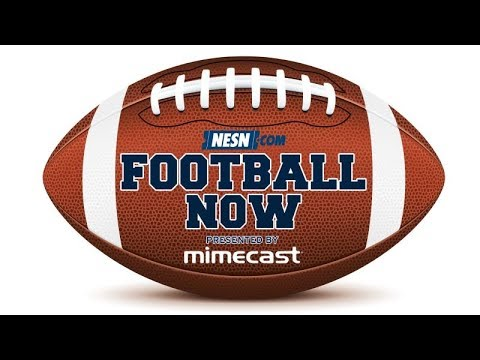 Video: Football Now: Patriots playoff picture as they set to host the Jets
