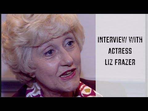 Interview With Actress Liz Frazer
