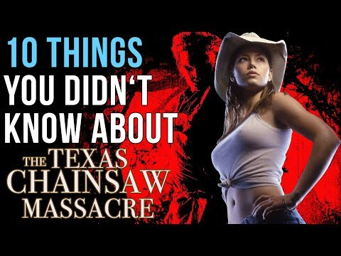 10 Things You Didn't Know About The Texas Chainsaw Massacre (2003)