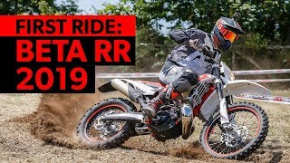 1. First Ride: BETA RR 2019 enduros - how good is the new RR 200 cc twostroke?