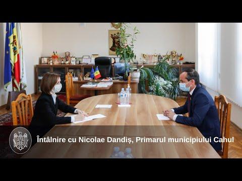 Președintele Maia Sandu a întreprins o vizită de lucru în raionul Cahul