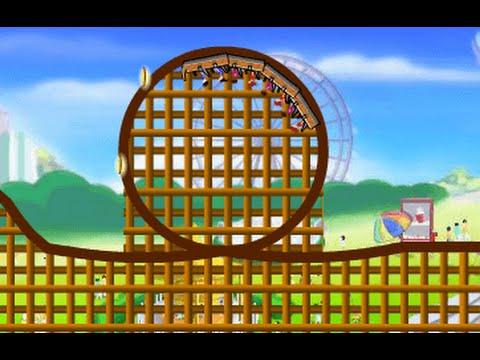 WAFFLE ROLLERCOASTERS! | Rollercoaster Creator
