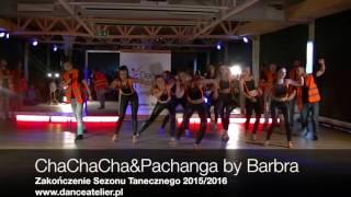 ChaChaCha&Pachanga Project na Zakończeniu Sezonu Tanecznego Dance Atelier