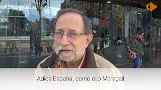 Cataluña vs España, opiniones de gente corriente (VÍDEO)