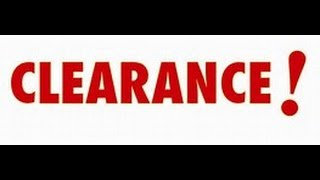 Want some serious deep discounts on some items? There are certain times of the year where clearance items are more readily available. In this video I share when the best time is to pick up things at mega discounts! Also, please don't judge for my tire story. I promise they were never even close to not being safe! Follow me on Instagram! https://www.instagram.com/frugalgreengirl  Feel free to embed and link these videos on your blog or website, when you do please credit frugalgreengirl. Thank You.