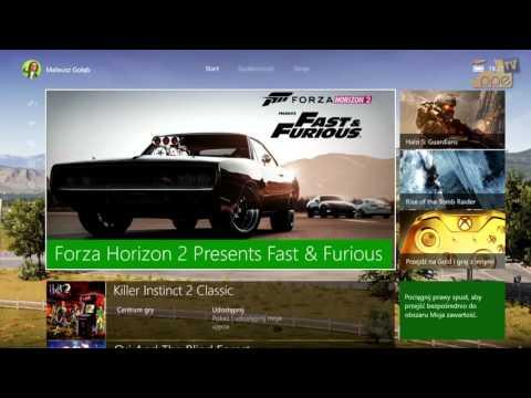 Sprawdzamy The New Xbox One Experience - nowy dashboard dla konsoli Xbox One