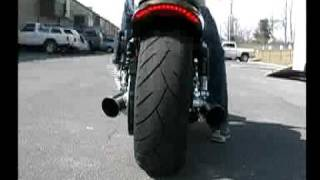 3. 2009 HARLEY-DAVIDSON V-ROD MUSCLE VRSCF and 2005 HARLEY SPORTSTER EXHAUST PIPES by TAB PERFORMANCE
