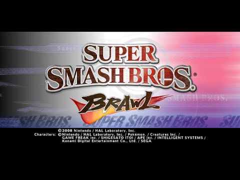 super smash bros brawl wii soluce