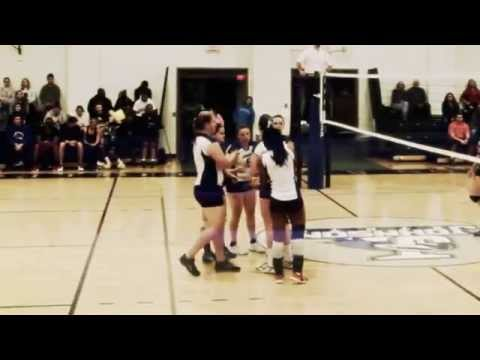 NAC Volleyball Video Promo