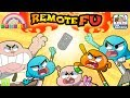 The Amazing World Of Gumball: Remote Fu Fight For Your