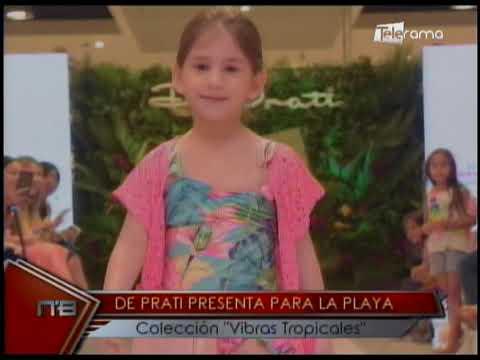 De Prati presenta para la playa colección Vibras Tropicales