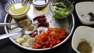 paruppu rasam - Toor dal rasam video - Thamil virundhu recipe