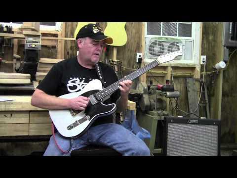 Knight Guitars - Robert Shafer 3