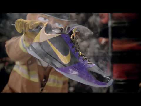 0 Foot Locker x Nike Basketball   MVP Puppets   Zoom Kobe V (5) Commercials | Video