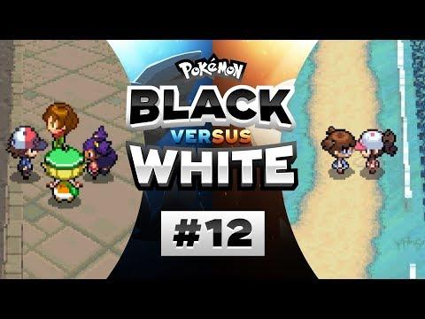 Pokemon Black and White Versus - EP12 | FREAKING SWOLLEN ANKLE! (видео)