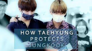 Video How Taehyung Protects Jungkook || Taekook/VKook Evidence MP3, 3GP, MP4, WEBM, AVI, FLV September 2019