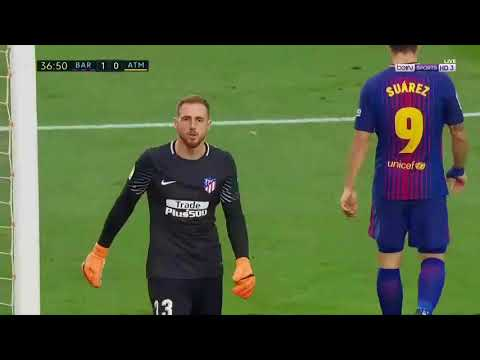 Barcelona vs Atletico Madrid 1-0   All Goals and Highlights 04,03,2018