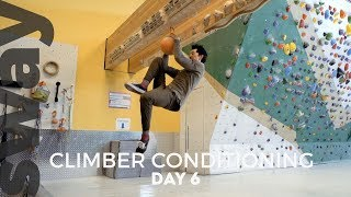 10 Minute Workout For Climbers   Day 6   Climb With Sway by  WeDefy