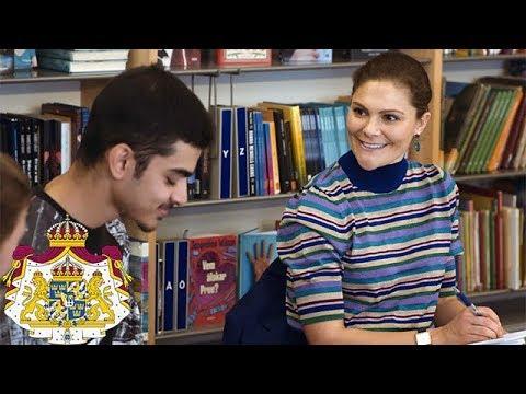 Film från Utvecklingsamtalet på Hjulsta Grundskola