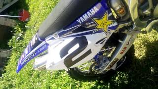 4. 2006  yamaha yz450f new and updated  , fully oberhauled