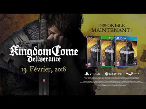 Trailer de lancement de Kingdom Come : Deliverance