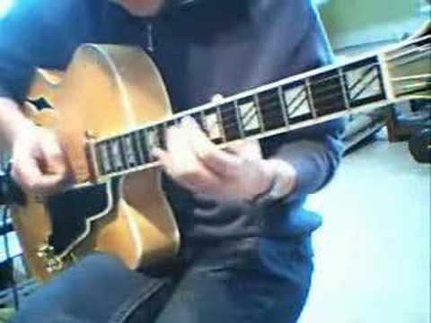 Jazz Guitar Video compilation