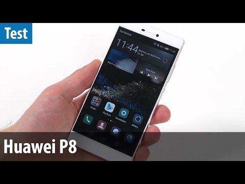Gut und günstig? Huawei P8 im PC-WELT-Test | deutsch / german