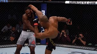 Jacare Souza Top 5 Finishes by UFC
