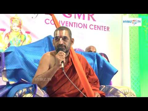 Chinna Jeeyar Swamy at GMR Convention Center