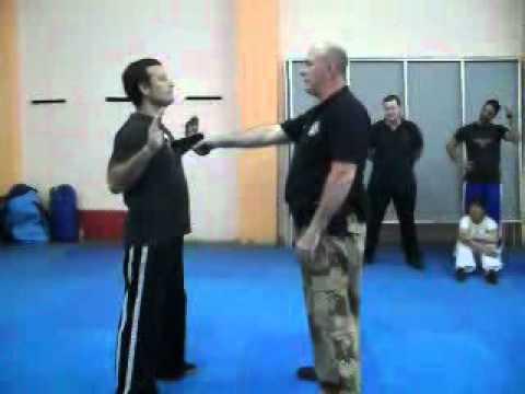 Defensa personal contra armas de fuego