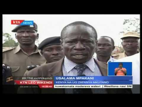 Usalama mpakani Kenya na Uganda
