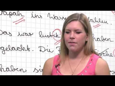 Eine unserer besten Absolventinnen: Corinna Beuthner