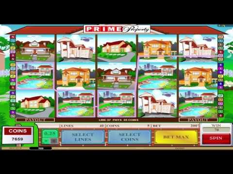 FREE Prime Property ™ slot machine game preview by Slotozilla.com