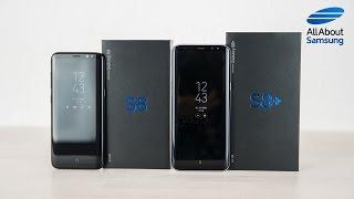 Der ausführliche Samsung Galaxy S8 Test. Wir zeigen in dem Testbericht das neue Samsung Galaxy S8 und Samsung Galaxy S8+ ganz im Detail. Artikel zum Video: h...