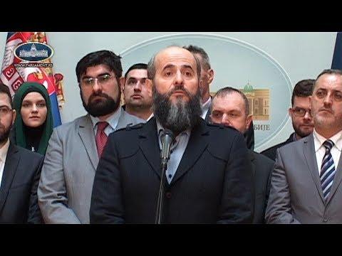Pogledajte konferenciju za medije narodnog poslanika dr. Muamera Zukorlića povodom predaje peticije protiv kocarnica i kladionica