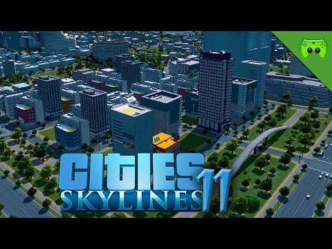 CITIES SKYLINES # 11 - Weitere Erweiterungen «» Let's Play Cities Skylines   HD60