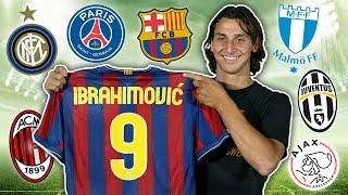 Top 10 Football Journeymen | Ibrahimović, Rivaldo & Eto'o!