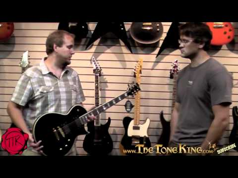 ESP vs. LTD Guitar Shoot-Out ~ What's the difference?