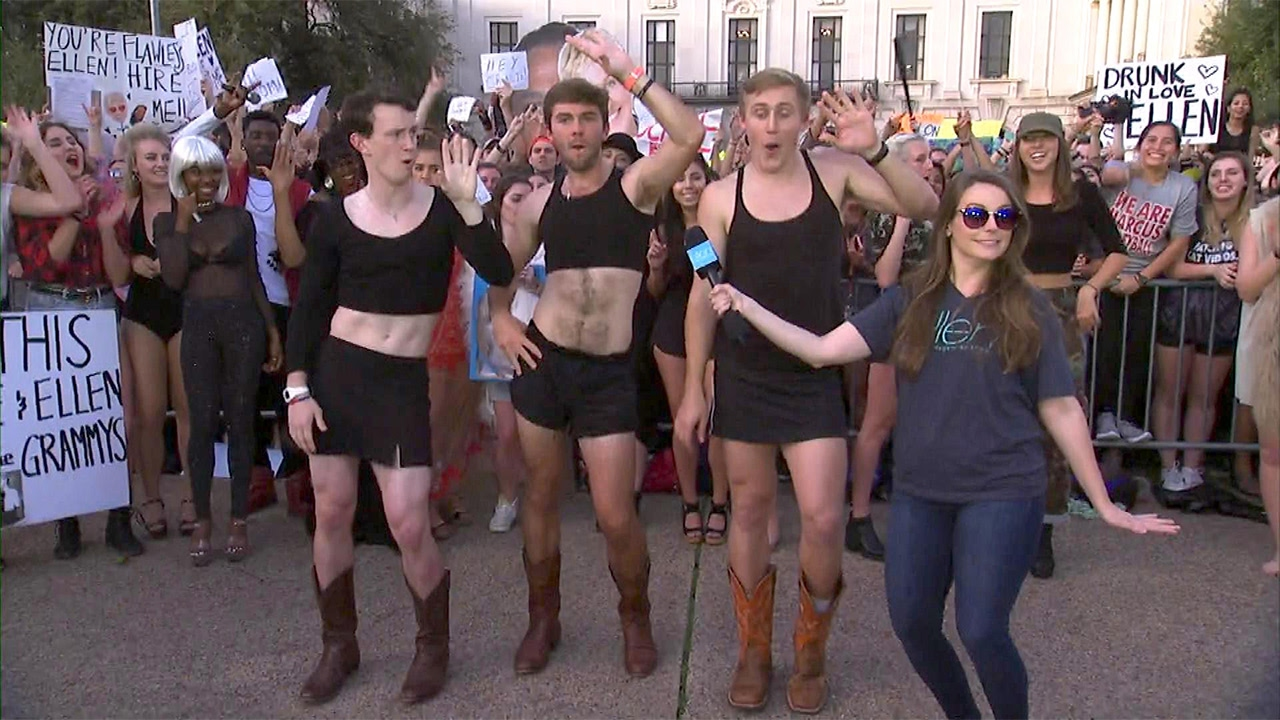 The University of Texas, Austin Does Beyoncé LIVE! Feb 08 2017