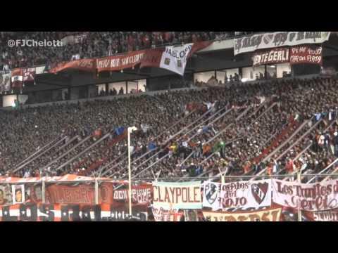 La fiesta de la hinchada vs Defensa y Justicia - La Barra del Rojo - Independiente