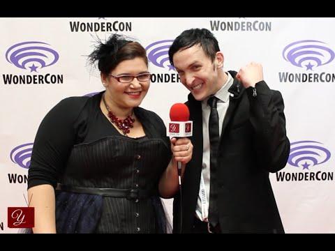 intervista sub ita a robin lord taylor in occasione dei wondercon 2015