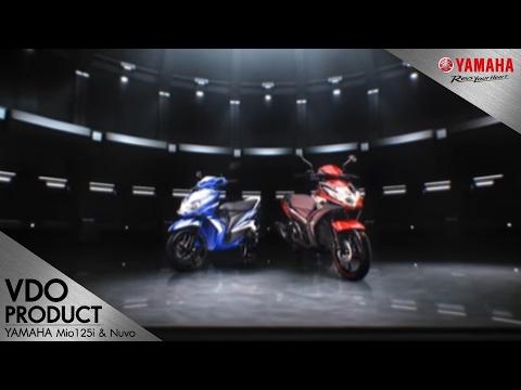 Innovative Style Mio125i & Nouvo SX (Product VDO)
