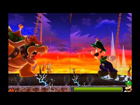 bosses - Mario and Luigi Dream Team all 26 boss fights in Hard Mode. Secret boss from Battle Medley is included. Every boss fight: 00:01 Antasma 00:50 Dreamy Mario 04...