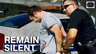 Subscribe! http://bitly.com/1iLOHml The first line of the Miranda warning, the spiel cops are supposed to read before arresting and interrogating a suspect, goes ...