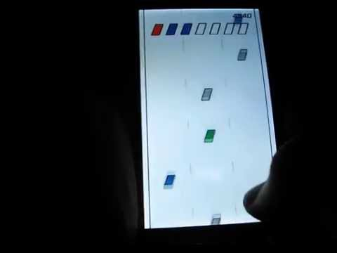 Video of ColorizeIt-racing/puzzle game