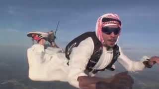 Video arab skydiver allahu akbar extended HD MP3, 3GP, MP4, WEBM, AVI, FLV September 2017