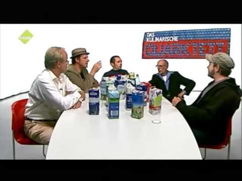 Hans Dampf TV Video: Das kulinarische Quarktett – Die Milchprobe