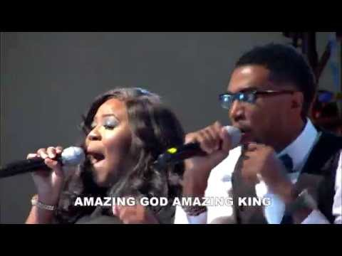 Video AMAZING GOD - Sonnie Badu (Official Live Recording) Extended Version download in MP3, 3GP, MP4, WEBM, AVI, FLV January 2017