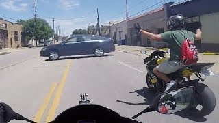 Video Stupid, Crazy & Angry People Vs Bikers | ROAD RAGE | Bad Drivers Caught On Go Pro [Ep.#123] MP3, 3GP, MP4, WEBM, AVI, FLV Agustus 2017