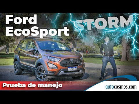 Test Ford EcoStorm